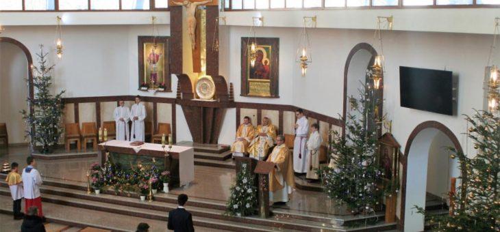 Imieniny parafii