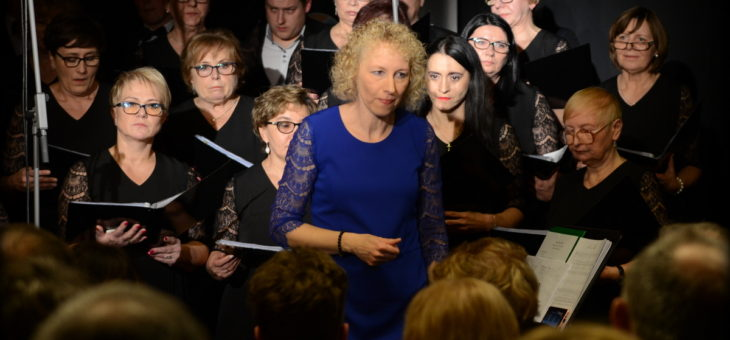 Koncert chóru Magnificat w Radiu Rzeszów