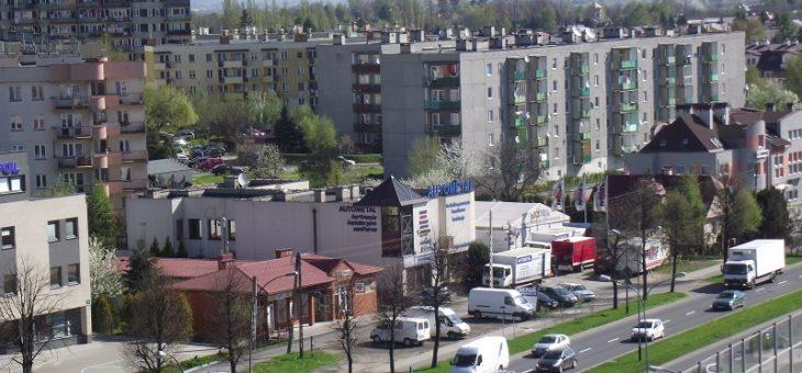 Ul. Załęska będzie remontowana. Będą też inne zmiany w budżecie miasta Rzeszowa.