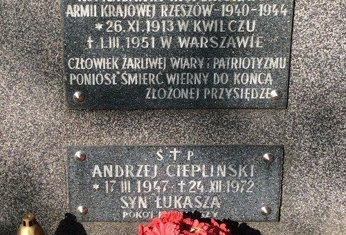 Dzień Pamięci Żołnierzy Wyklętych. Dzień pamięci o płk. Łukaszu Cieplińskim.