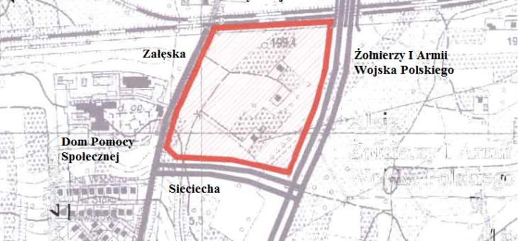 Konsultacje ws. miejscowego planu przy ul. Załęskiej