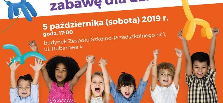 Zapraszamy dzieci na Kolorowe Party do Załęża